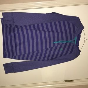Adidas purple jacket!